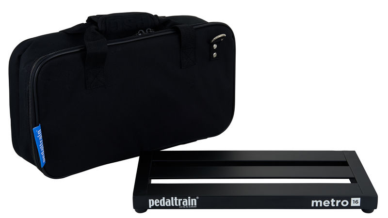 Pedaltrain Metro 16 with Soft Case